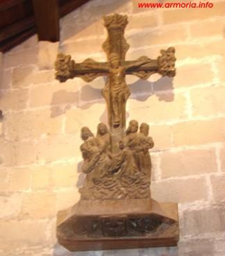 Cruz de Calvario. Museo de Tortosa