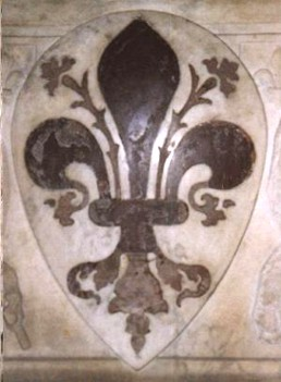 Flor de lis de Florencia