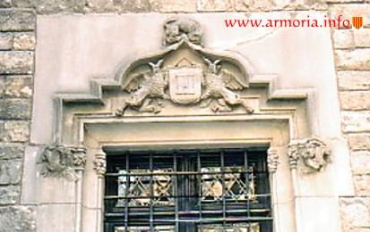 Palau del Lloctinent - Arxiu de la Corona d'Aragó
